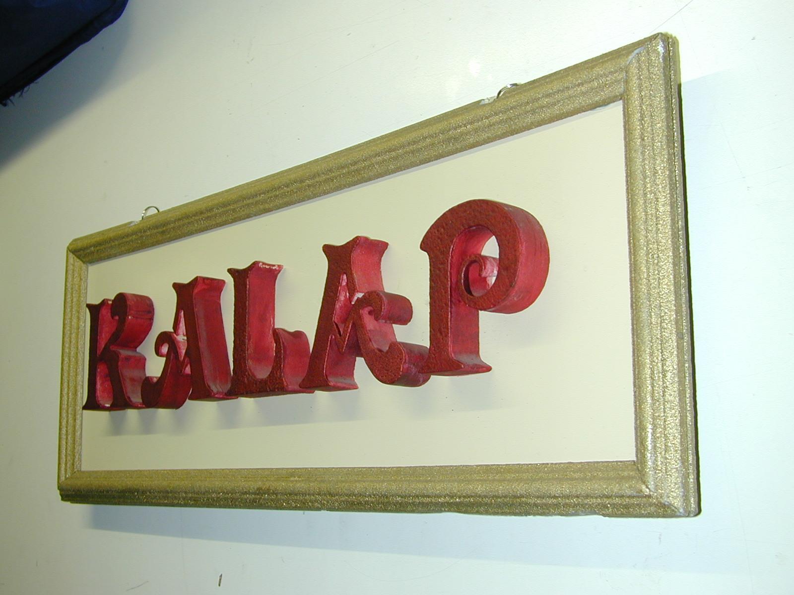 Plasztikus betű, PROFI-L Studio Dekor.JPG